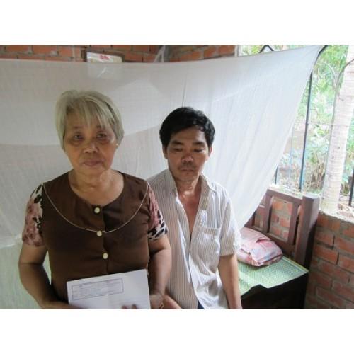 Bệnh nhân viêm màng não - Dương Văn Minh