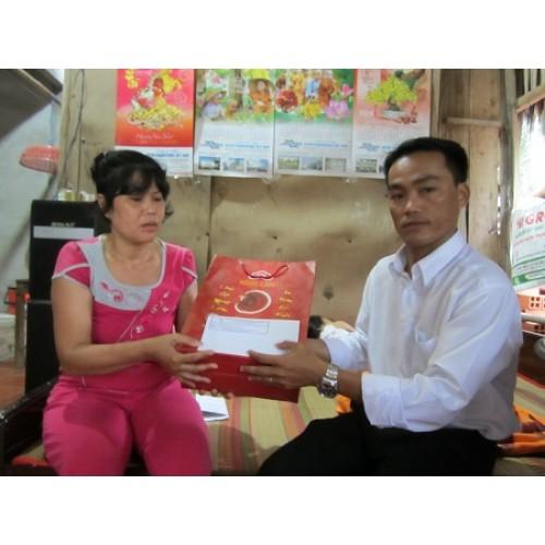 Bệnh nhân ung thư phổi - Mai Thị Phượng